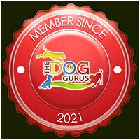 The Dog Gurus logo
